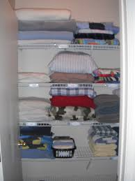 linen closet organization the happy housewife home management