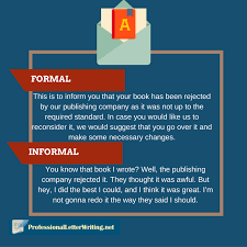 Formal Credit And Informal Credit 11 most essential types of letters