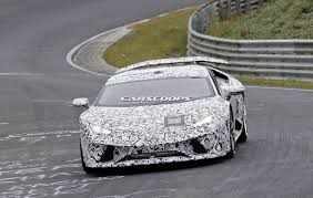lamborghini prototype lamborghini huracan superleggera prototype gets new aero upgrades