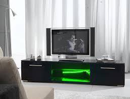Led Tv Table Modern Foxhunter Modern High Gloss Matt Tv Cabinet Unit Stand Rgb Led