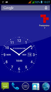 Best Animated Watch Photos 2017 Blue Maize Analog Clock Live Wallpaper 7 Android Apps On Google Play