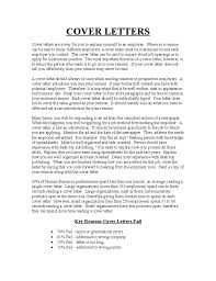cover letters for resumes free 28 templates resume cover