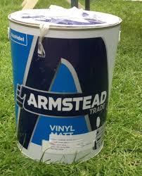 armstead trade paint matt emulsion 5 litres jasmine white in