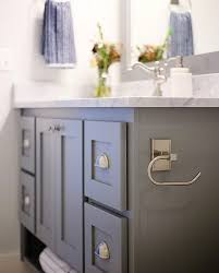 Painted Vanities Bathrooms Best 25 Grey Bathroom Vanity Ideas On Pinterest Grey Bathroom