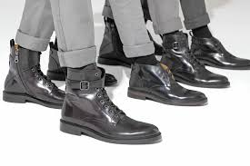 mens motorcycle boots fashion former nike cole haan creative director launches mens shoe line