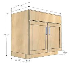 Standard Kitchen Cabinet Door Sizes Kitchen Cabinets Measurements Standard Cabinet Height Kitchen Base