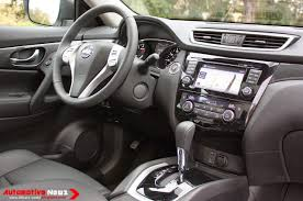 nissan rogue sport interior automotive news 2014 nissan rogue