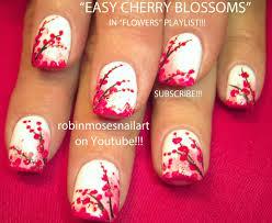 sakura nail art images nail art designs