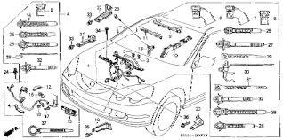 acura engine schematics acura wiring diagrams instruction