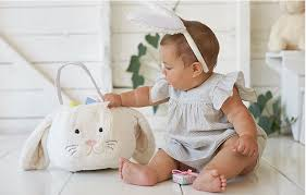 baby s easter basket ideas for baby s easter basket pottery barn kids