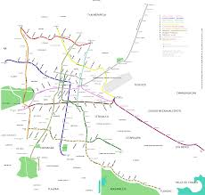 Mexico City Airport Map by File Map Of The Stc Metro Of Mexico City English Svg Wikimedia