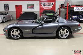 Dodge Viper 2000 - 2000 dodge viper rt 10 stock m6191 for sale near glen ellyn il