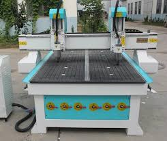 Cnc Vacuum Table by Two Heads Woodworking Cnc Router With Vacuum Table Lt C1325v