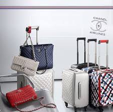 Chanel airlines spring summer 2016 bags pursebop