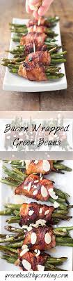 bacon wrapped green beans is the most and easy stove