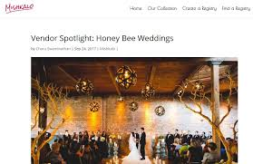 honey wedding registry honey bee weddings honey bee weddings is featured on mishkalo