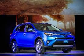gas mileage on toyota rav4 2016 toyota rav4 hybrid boasts of impressive gas mileage