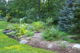 Landscape Mounds Front Yard - creating a landscape berm