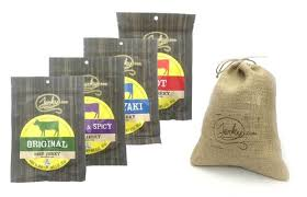 small burlap bags beef gift bag world small batch in an burlap
