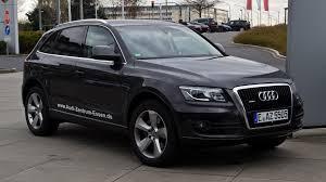 Audi Q5 Diesel - file audi q5 quattro u2013 frontansicht 1 april 2012 essen jpg