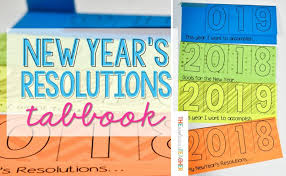 new year s resolutions books new year s resolutions tab book