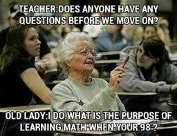 Teacher Lady Meme - meme ifunny