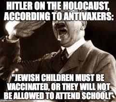 Advice Hitler Meme - the autism holocaust why antivaccine advocates are not autism