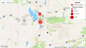 Power Outage Map New York by Rocky Mountain Power Introduces New Online Outage Feature