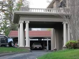 porte cochere hampshire pike pinterest exterior car ports detached garages and porte cocheres are common in midtown tulsa homes and loved for many reasons