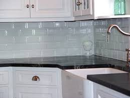 kitchen subway backsplash modern kitchen awesome gray glass subway tile kitchen backsplash