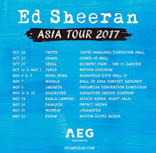 ed sheeran tour 2017 ed sheeran indonesia edsheeranid twitter