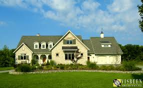 visbeen exteriors personable exterior stone french country house
