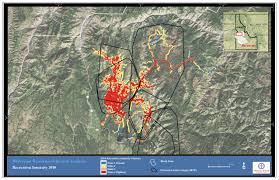 Montana Land Ownership Maps by Gis Maps By Project Round River Conservation Studies