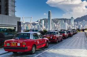bureau des taxis taxicabs of hong kong