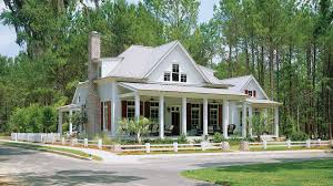 low country style house plans cottage house plans with drive garage decohome