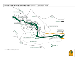 Florida State Parks Camping Map by Devil U0027s Den State Park Nwa Trails