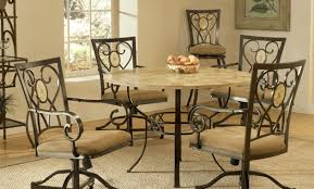 Kitchen Chairs With Arms by The Most Popular Types Kitchen Chairs With Wheels