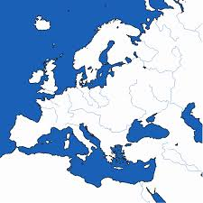 Blank Europe Map Pdf by Printable Clipart Map Bbcpersian7 Collections