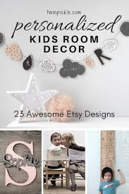 Etsy Laundry Room Decor by Personalized Kids Room Decor 23 Awesome Etsy Designs Room Decor