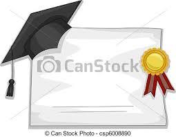 graduation diploma stock illustration of graduation diploma illustration of a