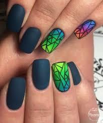 nail art 1968 best nail art designs gallery broken glass