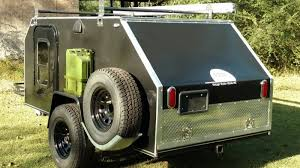 jeep offroad trailer extreme tears off road teardrop trailers extreme tears