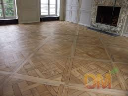 prefinished solid wood parquet flooring panel floors prefinished