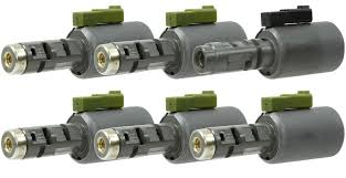 transmission solenoid repair kits by rostra transmission