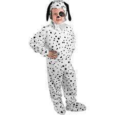 Dalmatian Puppy Halloween Costume Amazon Fun Girls Dalmation Dog Halloween Costume Clothing