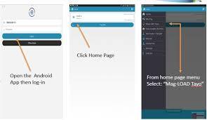 android user guide user manual mobile app epinoybills epinoyload