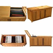 storage buffet box brookbend cedar patio furniture