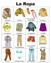 100 best ropa images on pinterest clothes spanish lessons and