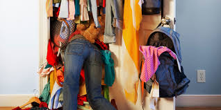 closet cleaning 9 emotions every messy person feels while cleaning their room