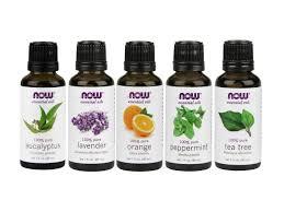 Essential Oil Amazon Amazon Com Now Foods Essential Oils 5 Pack Variety Sampler 1oz